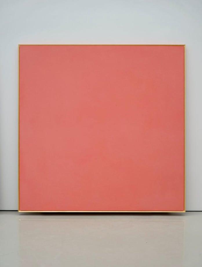 Il colore e l'oro, rosso porpora by Ettore Spalletti