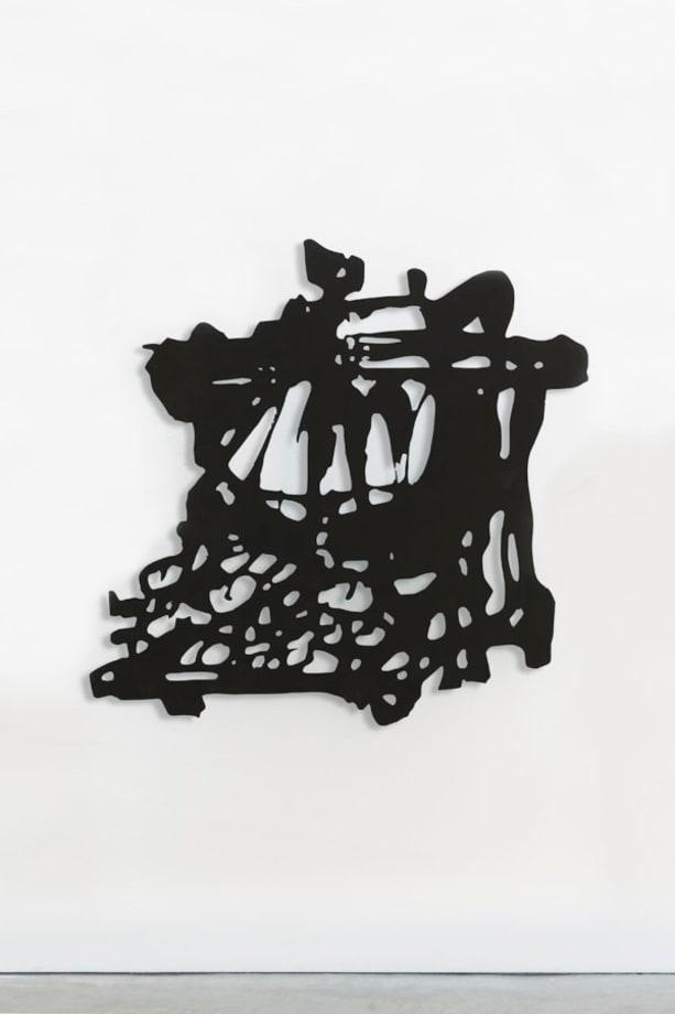 Small Silhouette 7 (Typewriter II) by William Kentridge