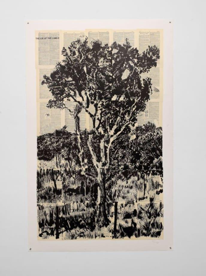 Lekkerbreek by William Kentridge