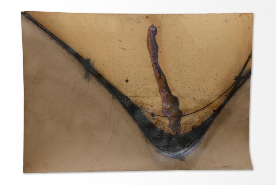 Stromboli by Gilberto Zorio
