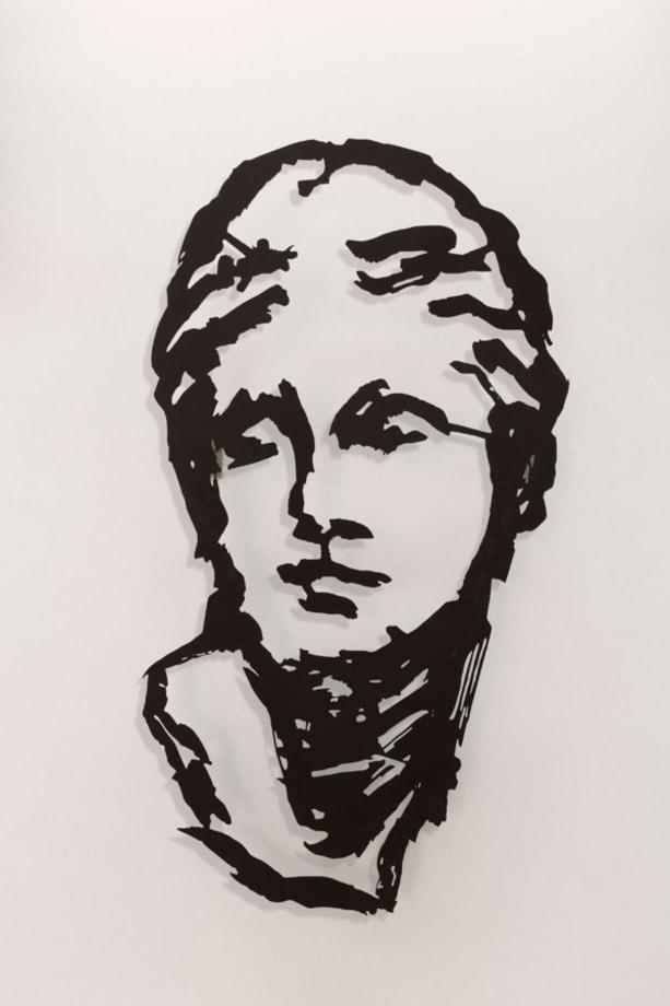 Head (Venus), by William Kentridge
