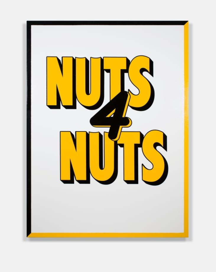 Nuts for Nuts by Borna Sammak