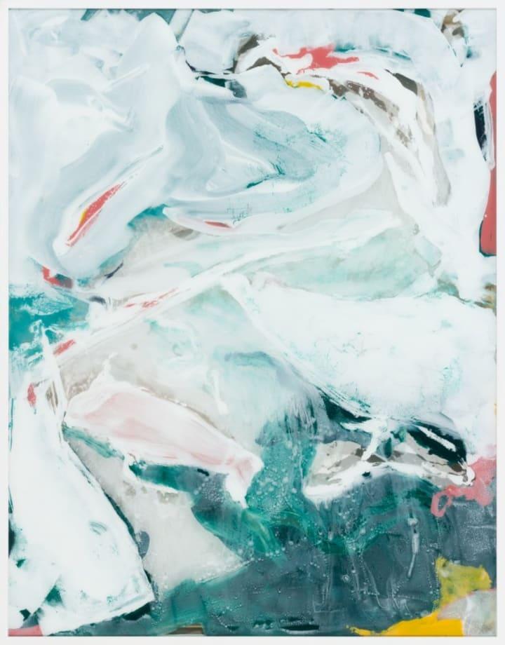 Gstaad (From the series: Vor und hinter dem Glas) by Michael Müller