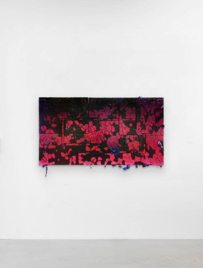 Flag (conduits) by Ajay Kurian