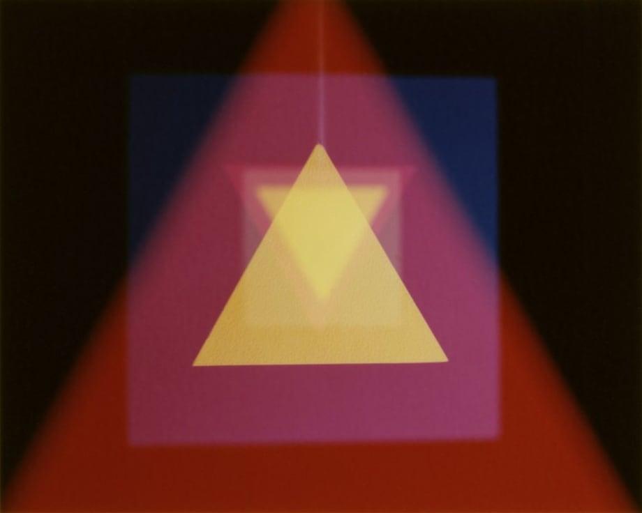 Triangles and Squares 2 by João Maria Gusmão + Pedro Paiva