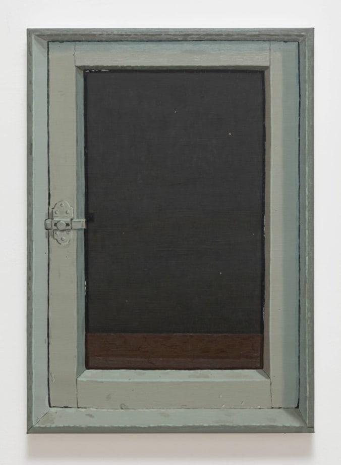 Night Window, April 25-26, 2015 by Josephine Halvorson