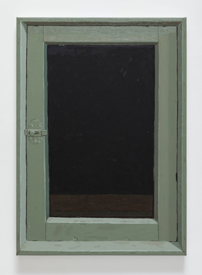 Night Window, July 30-31, 2015 by Josephine Halvorson
