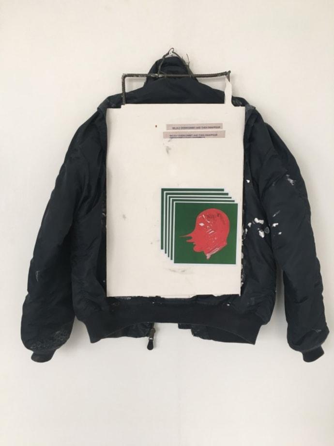 Screen Jacket (Wildly Overcommit) by Matias Faldbakken