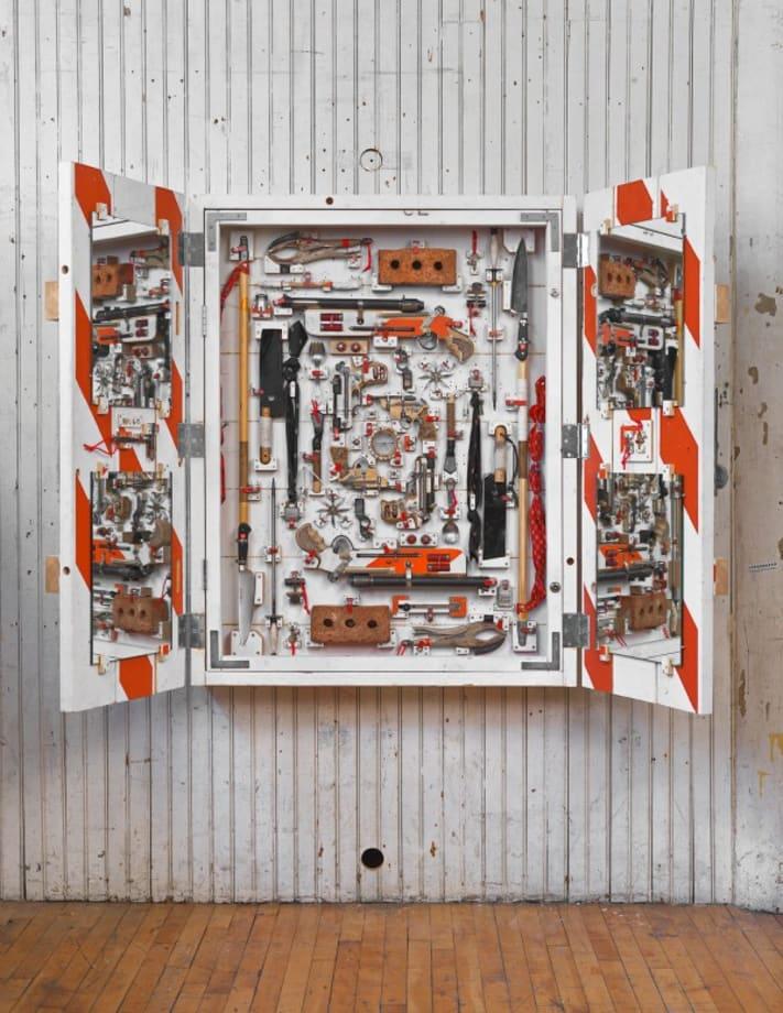Mandala by Tom Sachs
