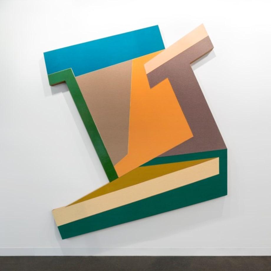 Olyka I by Frank Stella
