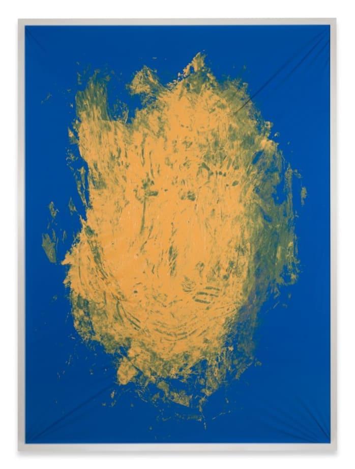 Look Deeper (Blowing Liquids) by Pamela Rosenkranz