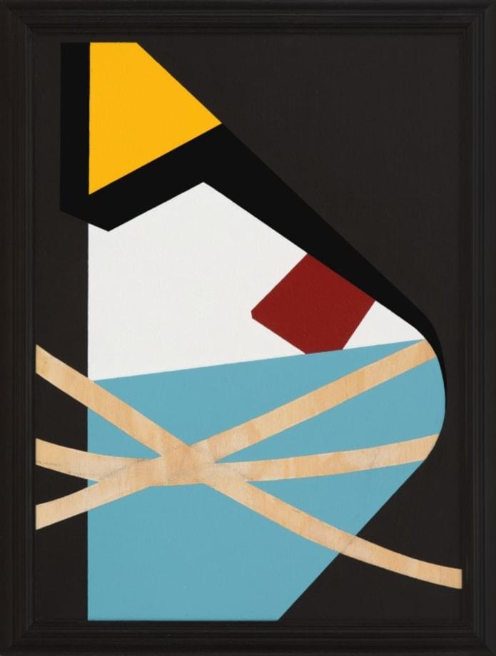 Field Configuration IV by Serge Alain Nitegeka