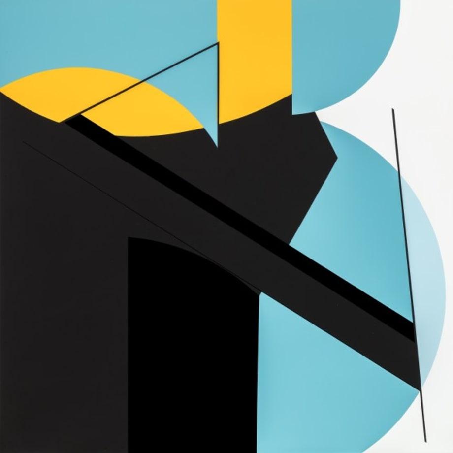 Colour & Form LXVI by Serge Alain Nitegeka