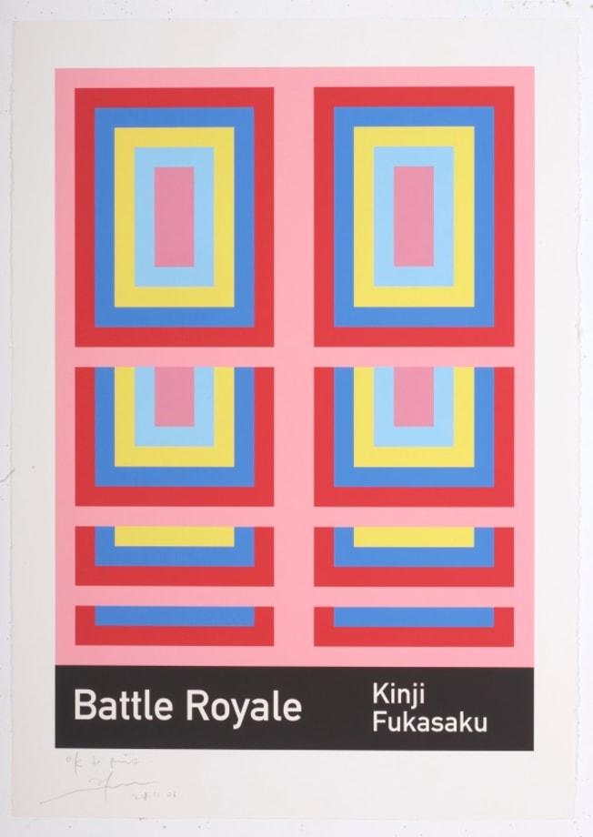 Battle Royale by Heman Chong