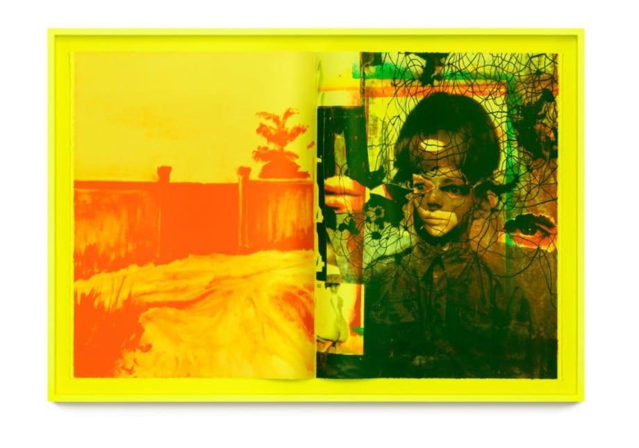 Yellow Sight 7 by Shinro Ohtake