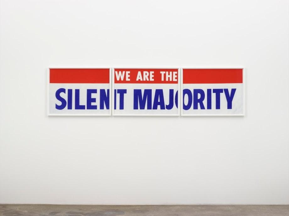 We Are The Silent Majority by Gardar Eide Einarsson