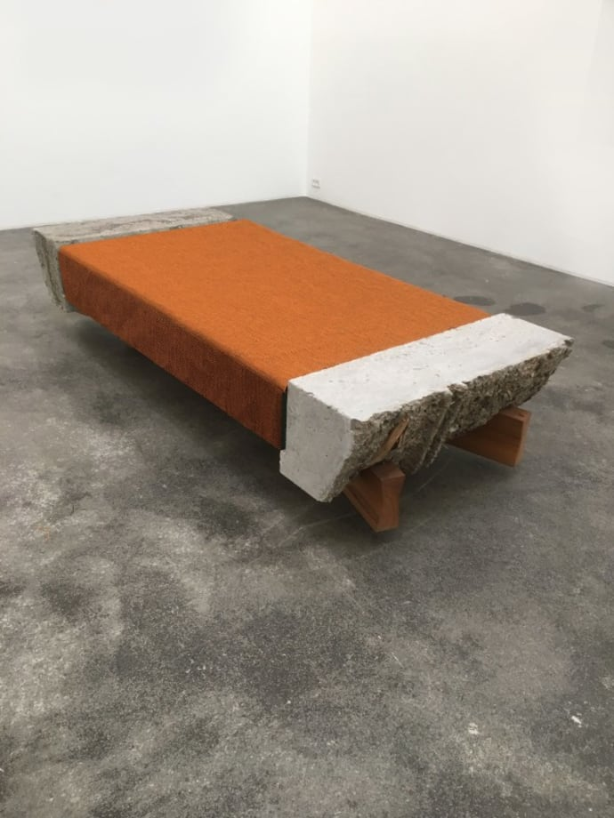 The Hesitation Bench by FOS