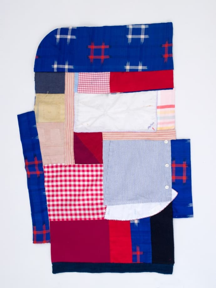 M and M Patchwork by Ryoko Aoki