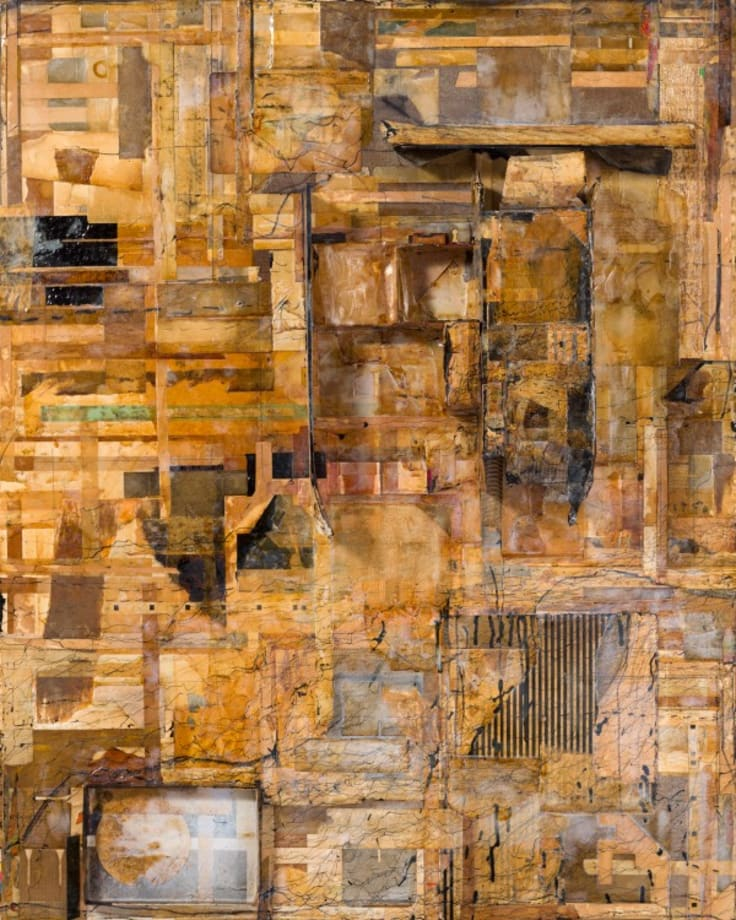Time Memory / Fault 14 by Shinro Ohtake