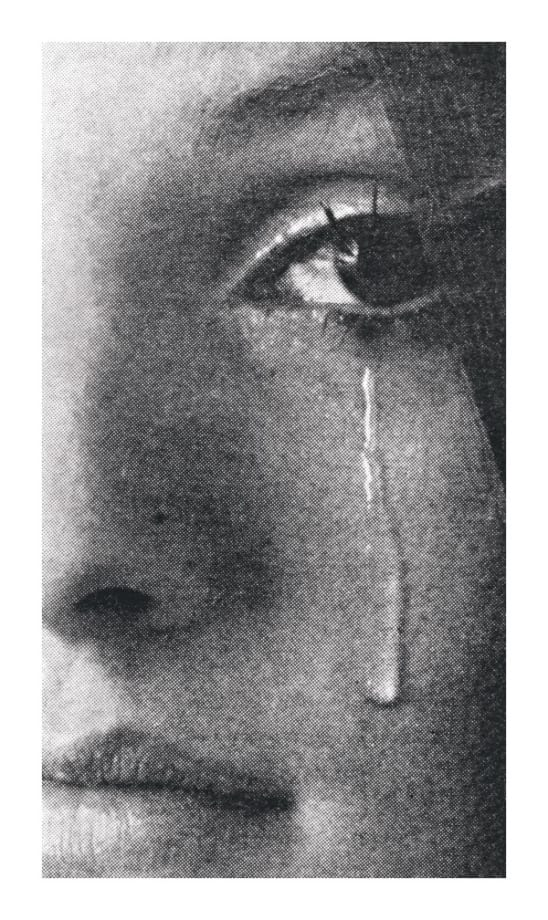 Crying by Anne Collier