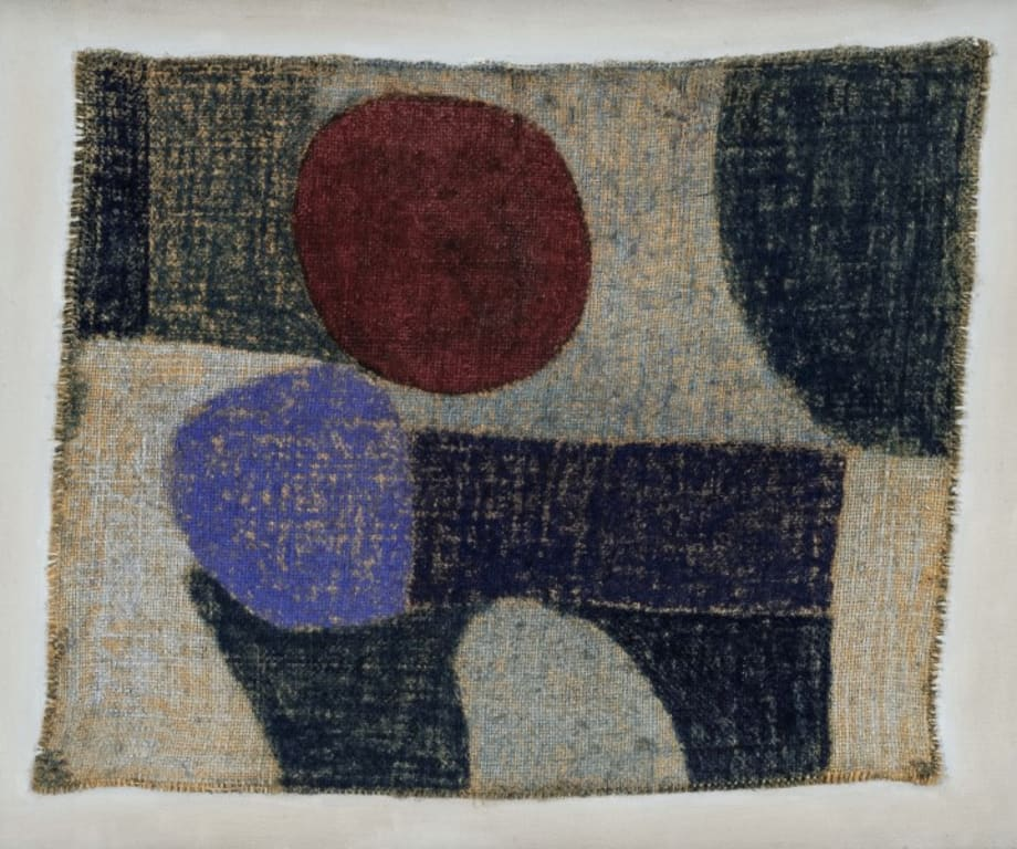 Still hot, and appearing strange by Paul Klee