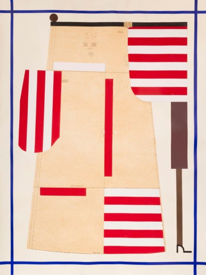 Big Pants to Fill by Derrick Adams