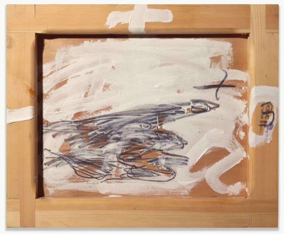 Mà emmarcada by Antoni Tàpies