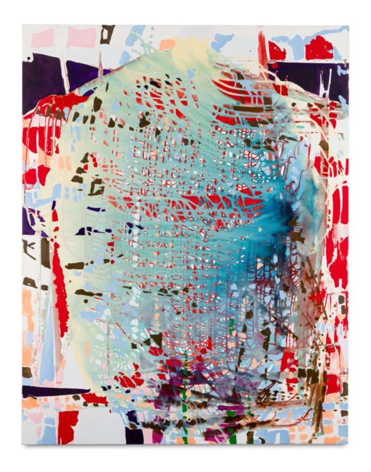 Portrait (Captive) by Jackie Saccoccio