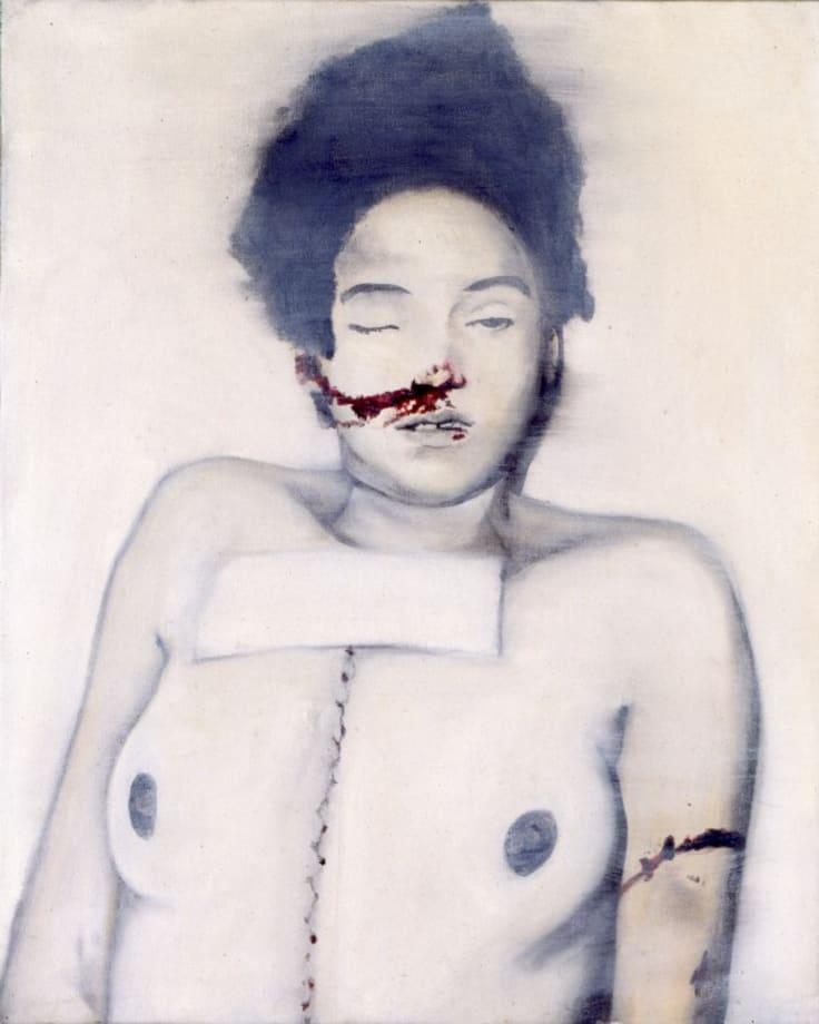 Desconhecida 1 by Dora Longo Bahia