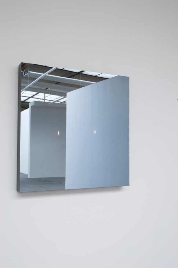 There is always someone else by Jeppe Hein