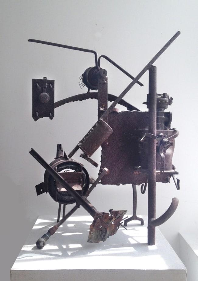 Untitled (1952-12) by Richard Stankiewicz