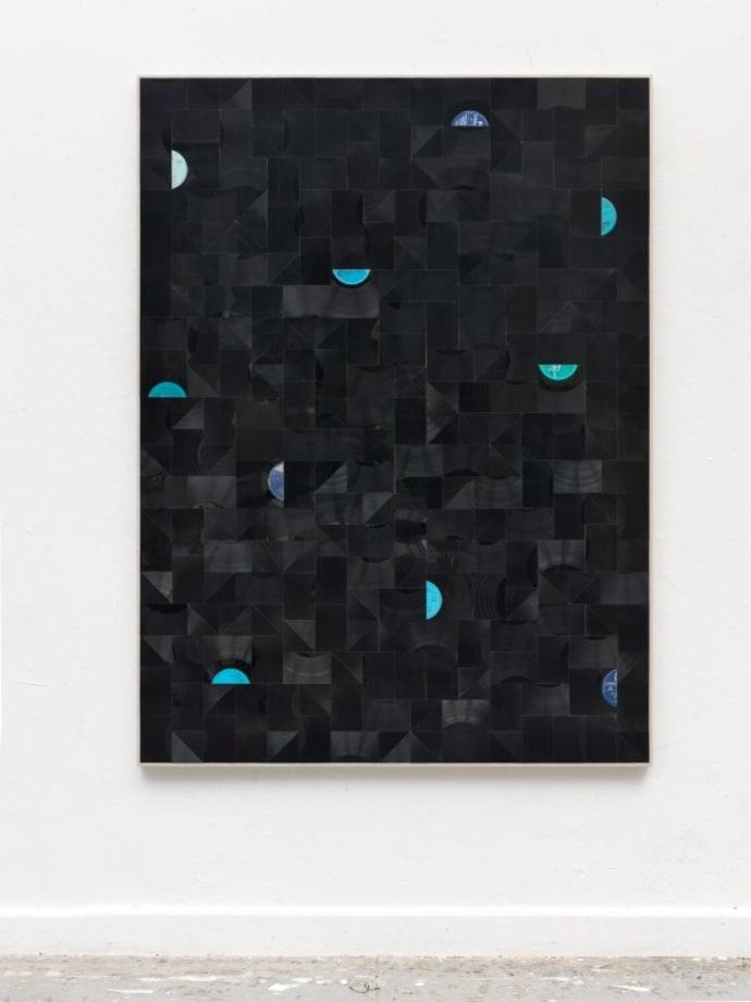 """""""Big Blue"""" by Gregor Hildebrandt"""