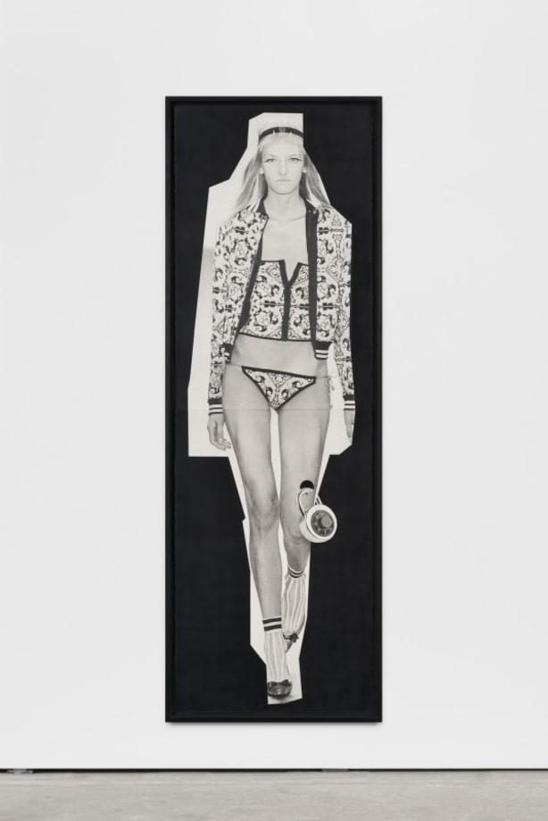 paper doll 1 by Karl Haendel