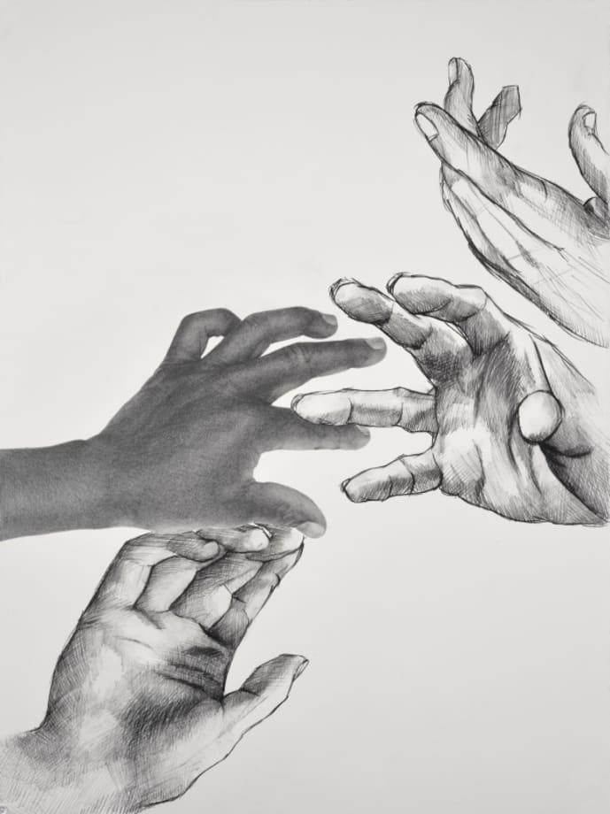 Fingers 3 by Karl Haendel
