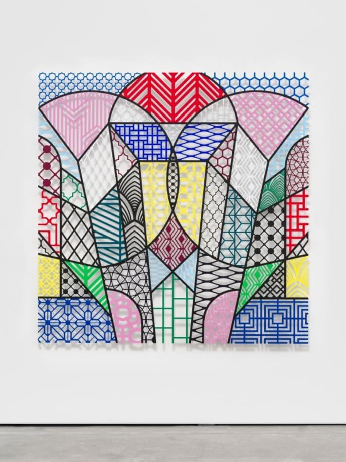 Pattern Kinship, blossom by Nevin Aladag