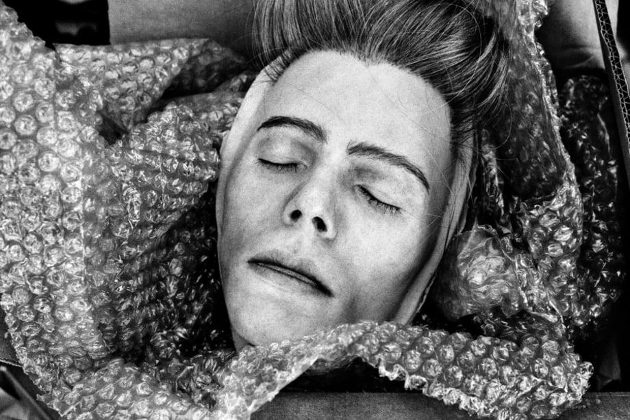 David Bowie (mask), Montreal by Anton Corbijn