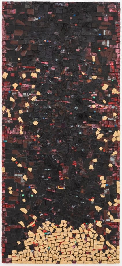 The Saint James Brown Altarpiece by Jack Whitten