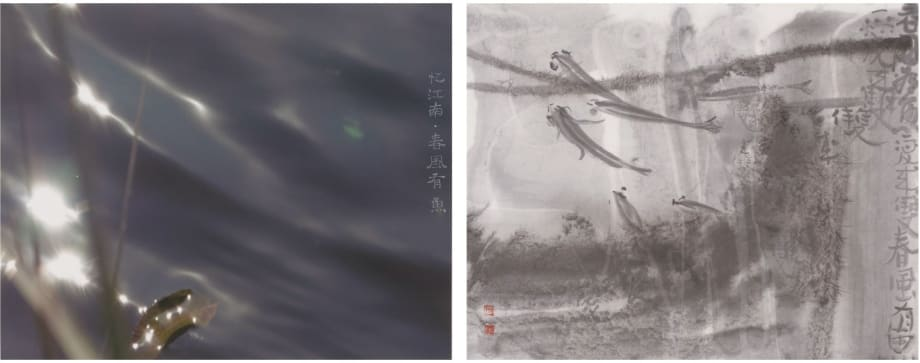 Recalling Jiangnan-Fish and the Spring Wind by Chu Chu