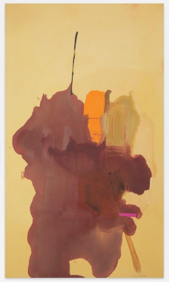 Enigma by Helen Frankenthaler