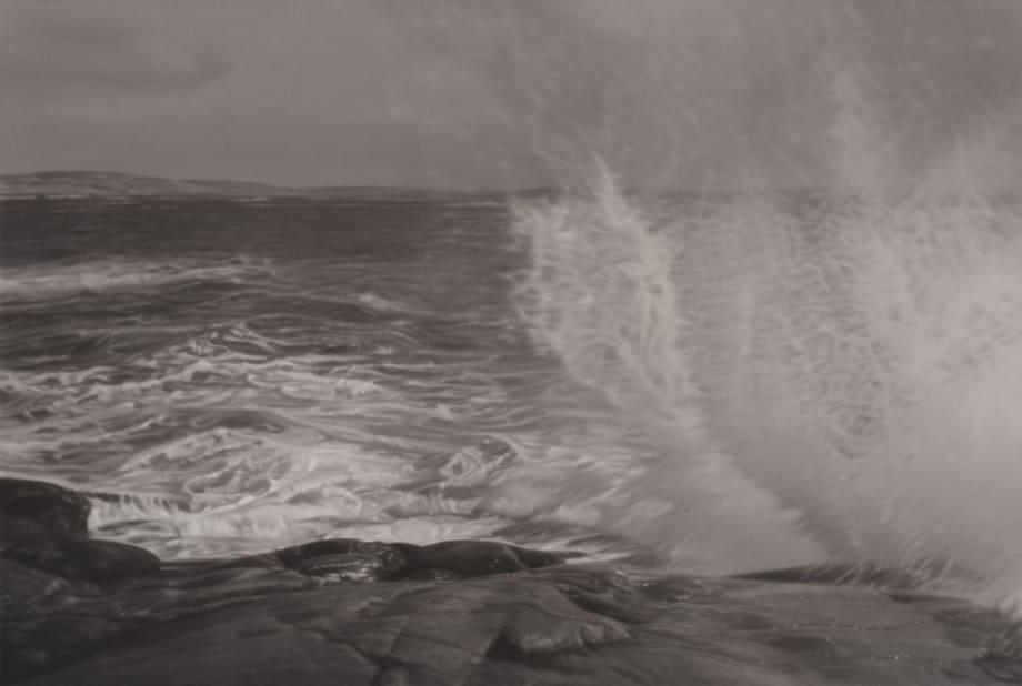 Grey Sea by Gunnel Wåhlstrand