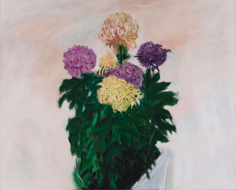 Chrysanthemum by Zhao Gang