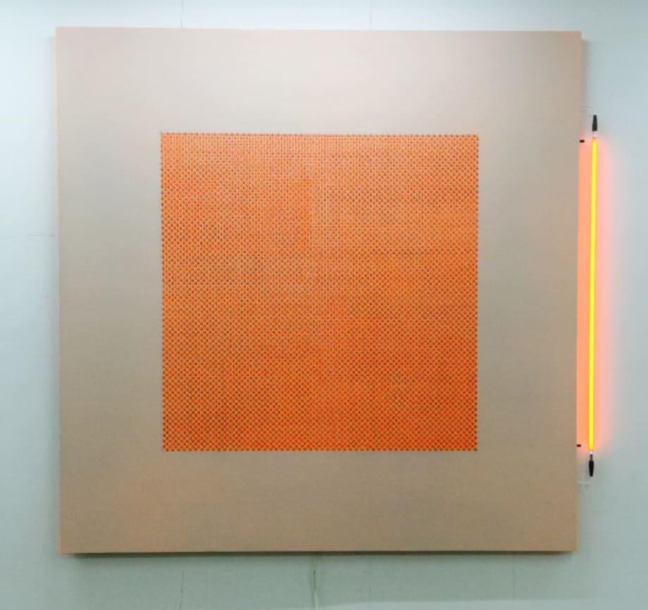 The Real Illusion-Orange by Yufan Chen