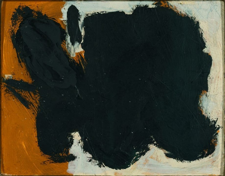 Two Figures No.12 by Robert Motherwell