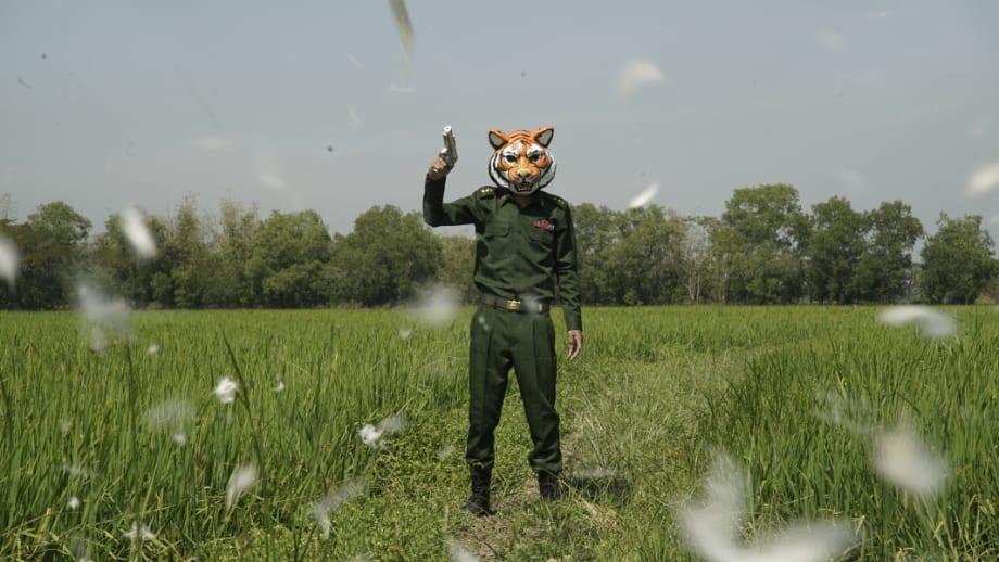 Bo / Kyar / Thanat (Captain/Tiger/Gun) by Moe Satt