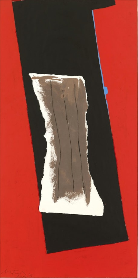 The Balkan Lute by Robert Motherwell