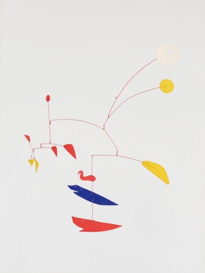 Pisces by Alexander Calder