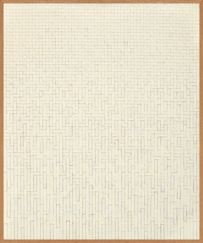 Untitled 81-4-12 by Chung Sang-Hwa