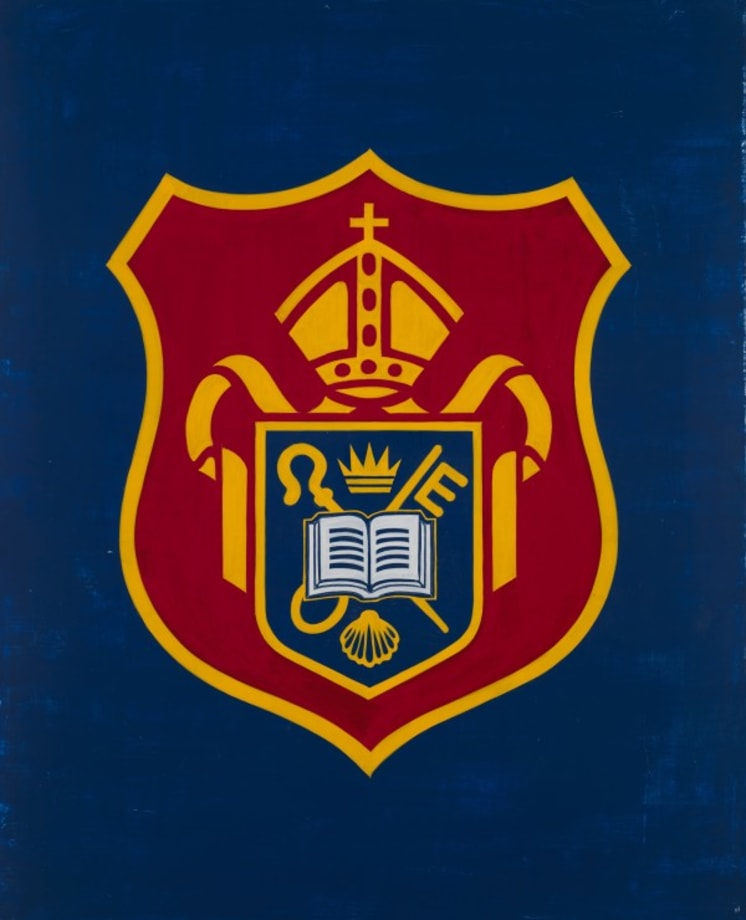 Diocesan Boys' School Crest by David Diao