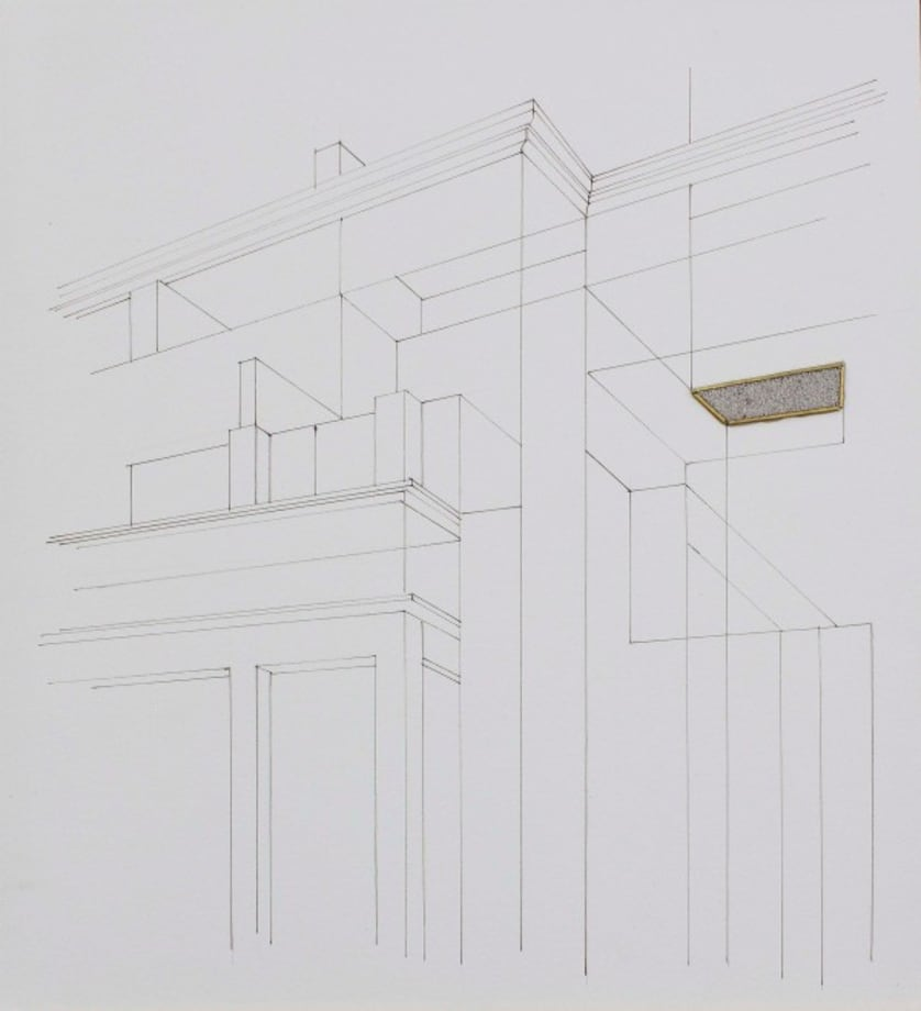 Notes From Altered Living Spaces (Detail) by Rathin Barman
