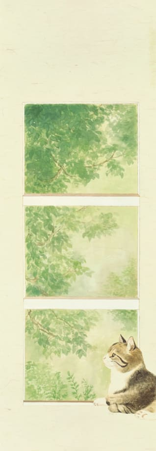 Green Season by Eunice Wai Man CHEUNG